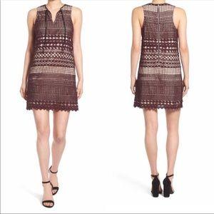 NWT Chelsea28 Nordstrom Sleeveless Shift Dress